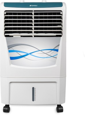 Sansui 22 L Room/Personal Air Cooler(White, Blue, Rhyme 22)