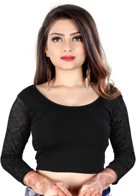 MOOLDHANI Round Neck Women Blouse