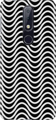 Yashas Back Cover for Nokia 7.1(Multicolor)
