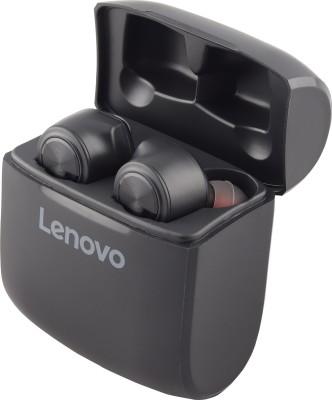 Lenovo HT20 True Wireless Bluetooth Headset(Black, True Wireless)
