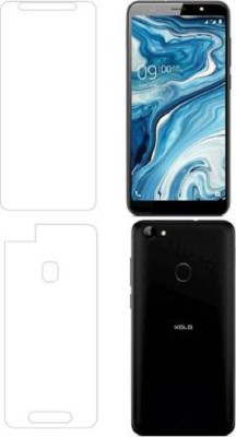 Anaya Front and Back Screen Guard for Xolo Era 2X(Pack of 3)