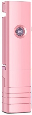Rich HOOD Bluetooth Selfie Stick Pink