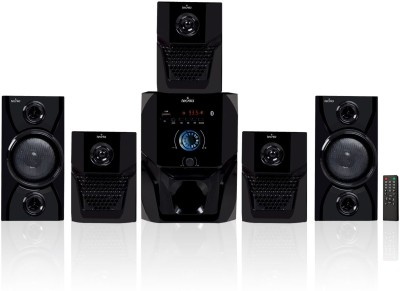 TECNIA Super King Series 5.1 Bluetooth Multimedia Speakers with FM/PenDrive/Sd Card/Mobile/Aux Support 50 W Bluetooth Home Theatre(Black, 5.1 Channel)