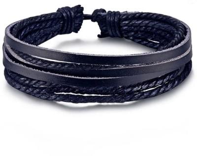 Impression Leather Bracelet