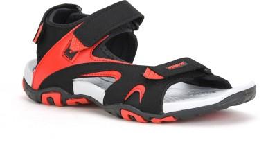 Sparx SS-453 Men Black, Red Sandals