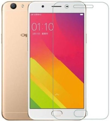 ISHANGEL Impossible Screen Guard for Oppo A57, Gorilla Hammer Proof, flexible fiber unbreakable Screen Protector, [Not a Tempered Glass](Pack of 1)