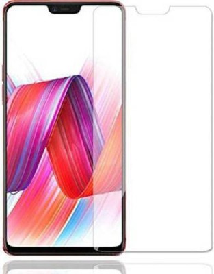 ISHANGEL Impossible Screen Guard for oppo a3s, Gorilla Hammer Proof, flexible fiber unbreakable Screen Protector, [Not a Tempered Glass](Pack of 1)