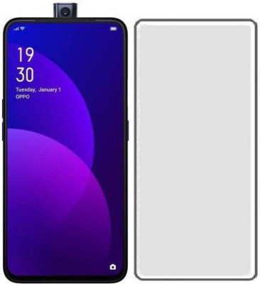 ISHANGEL Impossible Screen Guard for OPPO F11 PRO, OPPO K3 , Gorilla Hammer Proof, flexible fiber unbreakable Screen Protector, [Not a Tempered Glass](Pack of 1)