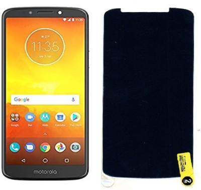 MOBIE ATTIRE Screen Guard for Motorola Moto E5(Pack of 1)