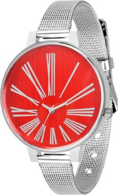 MEET WHITE NEW SIMPLE DAILY WEAR Analog Watch  - For Women