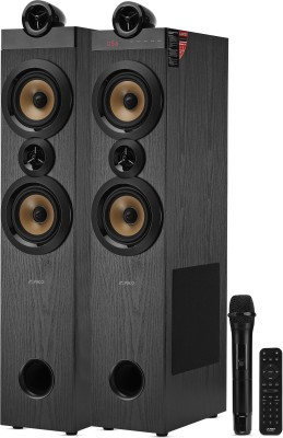 F&D T-70X 160 W Bluetooth Tower Speaker(Black, 2.0 Channel)
