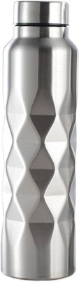 Classic Essentials Stainless Steel Puro Water Bottle 1000ml (Pack of 1) 1000 ml Bottle(Pack of 1, Silver, Steel)
