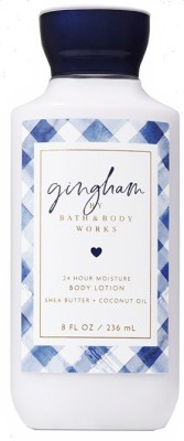 Bath & Body Works Gingham Shea and Vitamin E Body Lotion(236 ml)