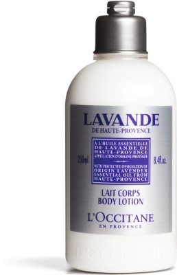 L'Occitane en Provence Lavender Body Lotion Organic Certified*(250 ml)