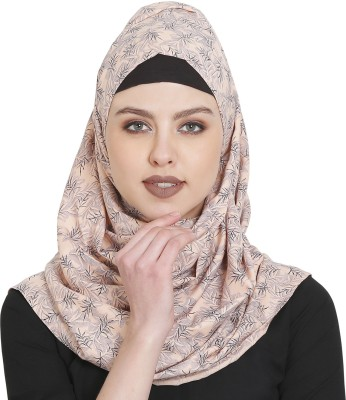 Momin Libas Printed Rayon Women Fancy Scarf
