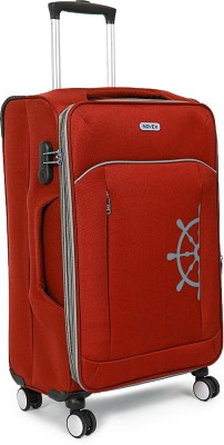Novex Soft Luggage Expandable Check in Luggage   24 inch