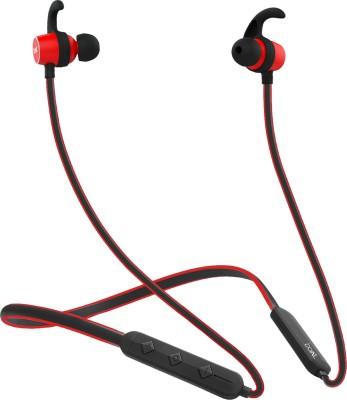 boAt Rockerz 255F Bluetooth Headset(Raging Red, In the Ear)