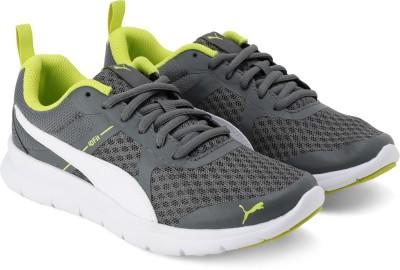 Puma Boys   Girls Lace Running Shoes Grey