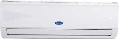 Carrier 1 Ton 3 Star Split AC  – White(CAS12ES3R30F0, Copper Condenser)