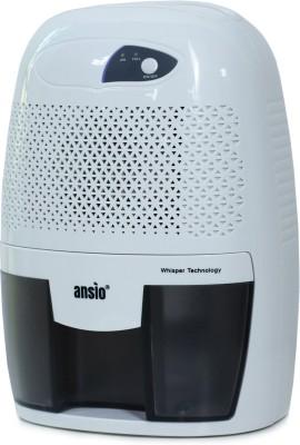 ANSIO Electric Mini Dehumidifier Portable, Compact & Effective Portable Room...