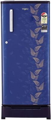 Whirlpool 190 L Direct Cool Single Door 3 Star Refrigerator(Sapphire Fiesta, WDE 205 ROY 3S) 1