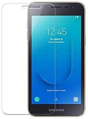 Power Tempered Glass Guard for Samsung Galaxy J2 Core(Pack of 1)