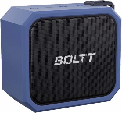 Boltt BS1100 Bluetooth Speaker with Explosive Sound & Superior Bass, Ultra Light Weight & Compact with Great Playtime, IPX7 Waterproof...