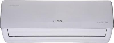 Lloyd 1.5 Ton 3 Star Split Inverter AC - White(LS18I36FH, Copper Condenser)