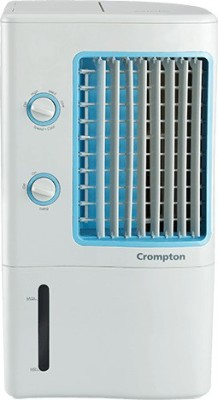 Crompton 7 L Room/Personal Air Cooler(Ivory, GINIE Small for 1 Person)