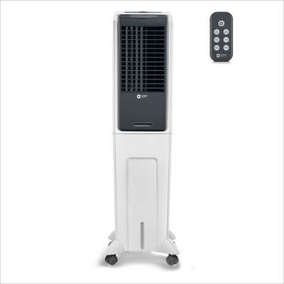 Orient Electric 55 L Tower Air Cooler(White, Arista (CT5402H))