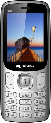 Micromax X749(Silver)