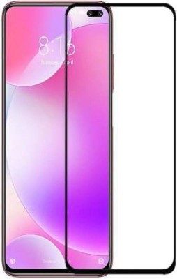 Ravbelli Edge To Edge Tempered Glass for POCO X2, Redmi K30, Redmi Note 9 pro, Redmi note 9 pro Max, Mi Redmi Note 9S(Pack of 1)