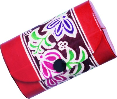 BONGZSHION Cosmetic Pouch Red