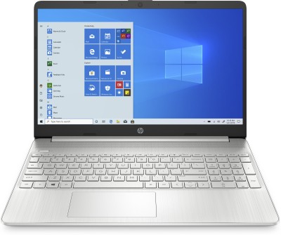 HP 15s Ryzen 5 Quad Core - (8 GB/512 GB SSD/Windows 10 Home) 15s-EQ0024au Thin and Light Laptop(15.6 inch, Natural Silver, 1.7 kg, With MS Office)
