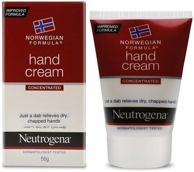 NEUTROGENA Hand Cream with Norwegian Formula For Dry SKin(56 g)
