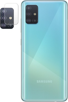 MOBIWIN Camera Lens Protector for Samsung Galaxy A71(Pack of 1)