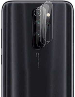GBKS Back Camera Lens Glass Protector for Mi Redmi Note 8 Pro(Pack of: 1)