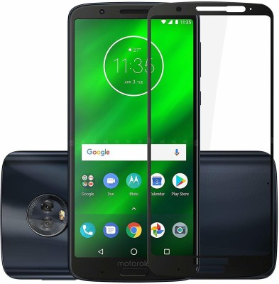 Value Edge To Edge Tempered Glass for Motorola Moto G6 Play(Pack of 1)