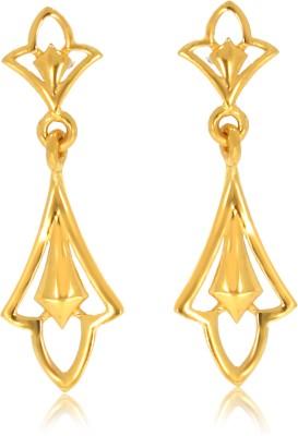 Senco Gold Yellow Gold 22kt Drop Earring