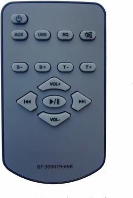 LipiWorld 87-309019-85R Audio System Remote Control Compatible for Panasonic Remote Controller(Black)
