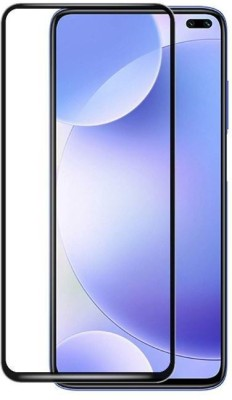 SRT Edge To Edge Tempered Glass for Poco X2(Pack of 1)