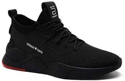 JK Port Running Shoes For Men(Black)