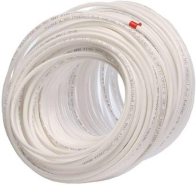 Dreem Store RO 1/4 inch White Pipe Tubing 300 metres Roll Water Purifiers Solid Filter Cartridge 0.5, Pack of 1
