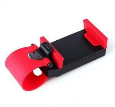 Mankrit Car Mobile Holder for AC Vent Red, Black Mankrit Car Mobile Holders