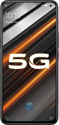 iQOO 3 (5G) (Tornado Black, 256 GB)(12 GB RAM)