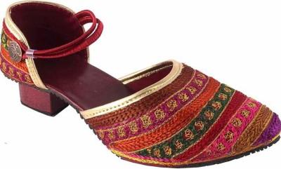 Fareen Women Multicolor Heels