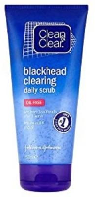 Clean & Clear Blackhead Remover scrub Scrub(150 ml)