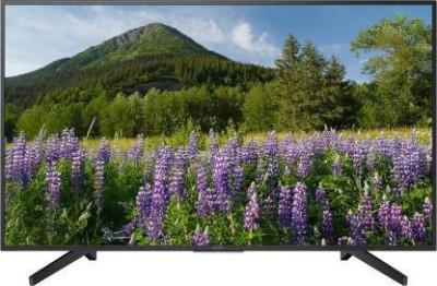 Sony 108cm (43 inch) Ultra HD (4K) LED Smart TV(KD-43X8000H)