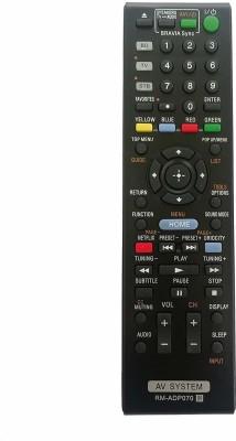 LipiWorld RM-ADP070 Blu-Ray Disc Home Theatre AV System Sony Remote Controller(Black)