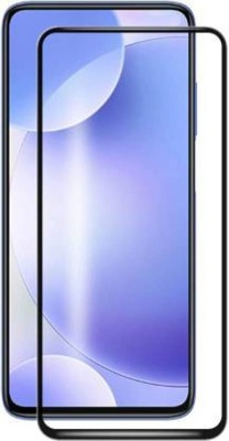 EASYBIZZ Edge To Edge Tempered Glass for Infinix S5 Pro(Pack of 1)